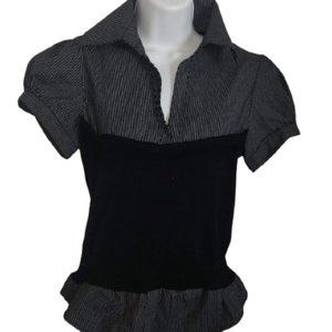 HkR Black Top Jr Large  Fits SMALL